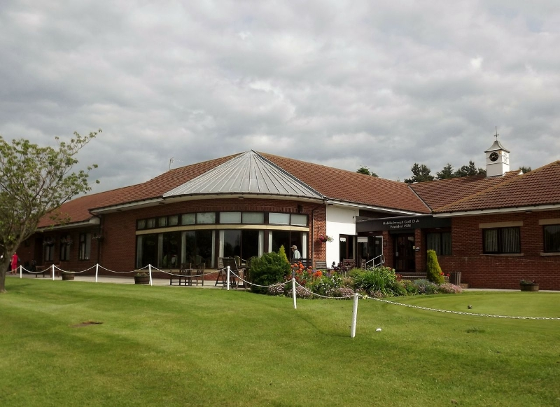 Extension & Refurbishment Middlesbrough Golf Club