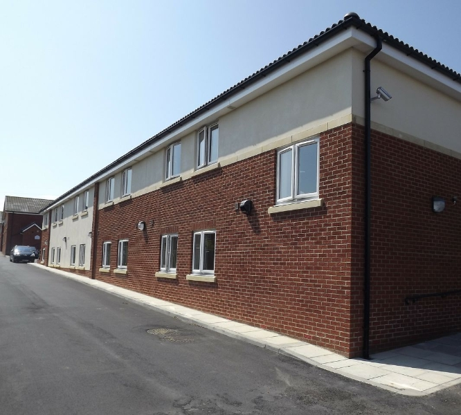 Dementia Unit 4 Seasons Care centre Saltburn North Yorkshire