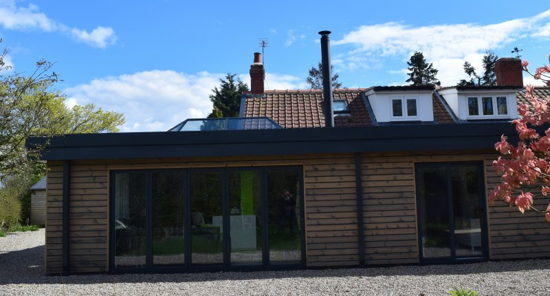 Single Storey bungalow extension